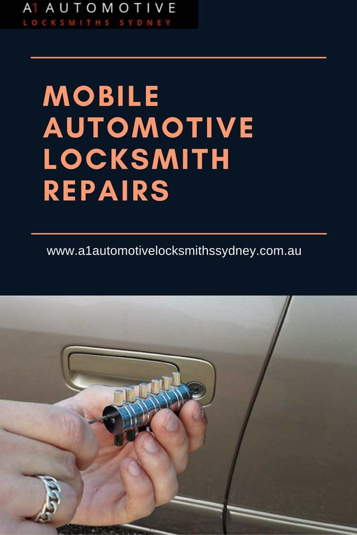 We offer expert automotive lock repairing services. Our skilled and qualified technicians can repair or replace all kinds of auto locks including door,ignition,glove box,boot & spare wheel locks if needed. #MobileAutomotiveLocksmith #CarLocksmithSydney