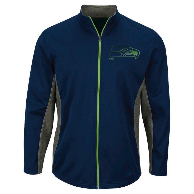Seattle Seahawks Men's Activewear Sweatshirt S, Multicolored