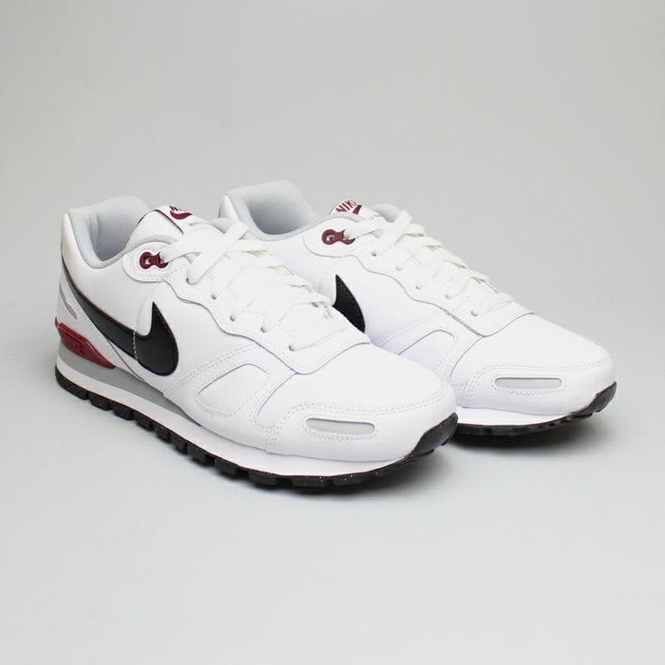 nike air trainer white leather tennis shoes nike