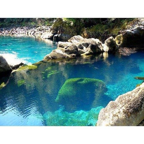 Flathead Lake, Montana -- Incredible Water Clarity, So Zen