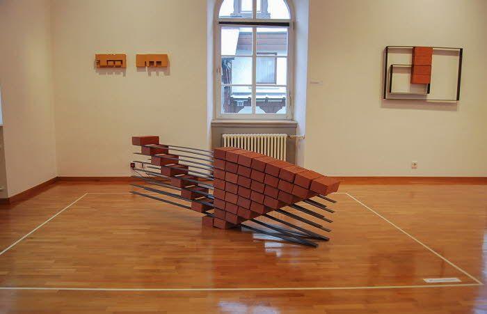 Toni-Merz-Museum, Sasbach, 2008