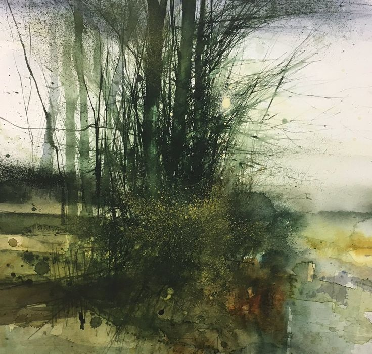 Artist S Painting Technques Explore Watercolours Acrylics