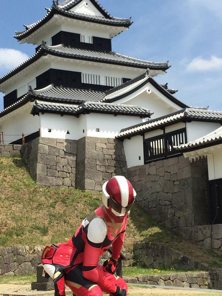 Dharuriser in Komine castle 3