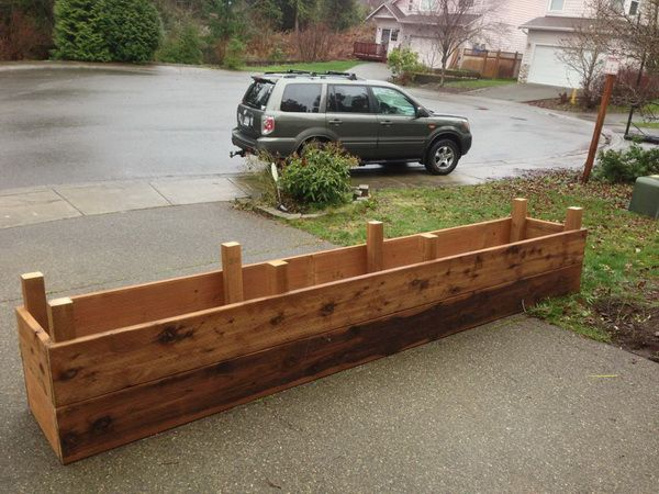 Best 25 Large Planters Ideas On Pinterest Large Outdoor Planters Large Planter Boxes And