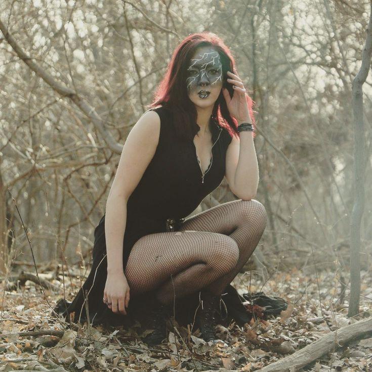 Storm Makeup by @charmainiacatac  Photo Credit: Sergio Mazzotta