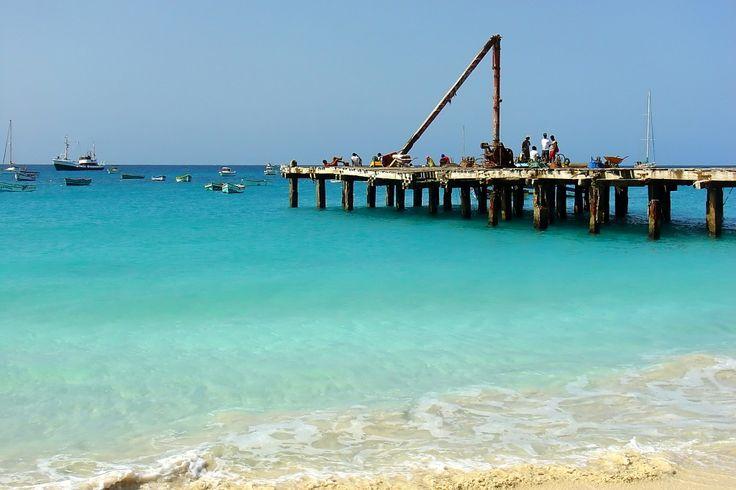 Strand auf den Kapverden