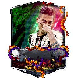 Paulo Dybala FIFA Mobile 17 - 99 | Futhead