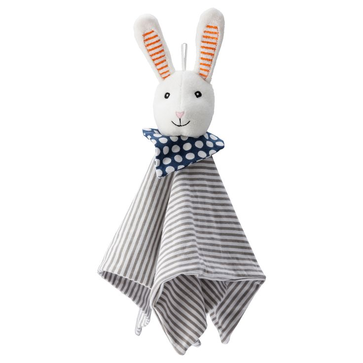 LEKA Comfort blanket with soft toy - IKEA $6.99
