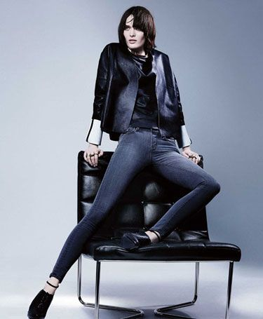 THE BEST OF FALL 2013 CAMPAIGNS | J Brand - Model: Sam Rollinson; Photographer: Craig McDean