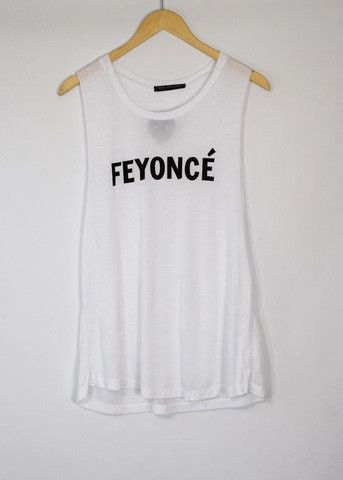 Feyoncé perfect for summer wedding shenanigans & wedding pictures BOOM Make sure your girls get their Squad Tanks. Flattering with a comfortably loose fit. Sizes; Small,Medium,Large