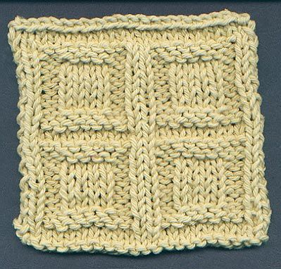 87 Best Knitted Block Patterns Images On Pinterest Knitting
