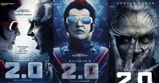 Upcoming 2017 Movie Posters: Rajinikanth Upcoming Movies 2017, 2018 Release Date