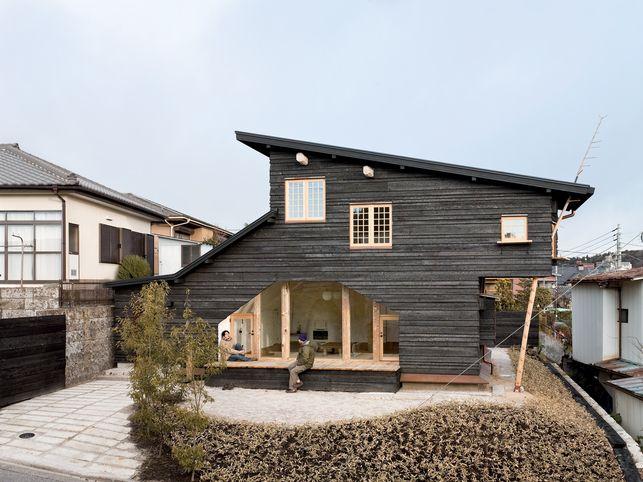 163 Best Shou Sugi Ban Images On Pinterest Charred Wood