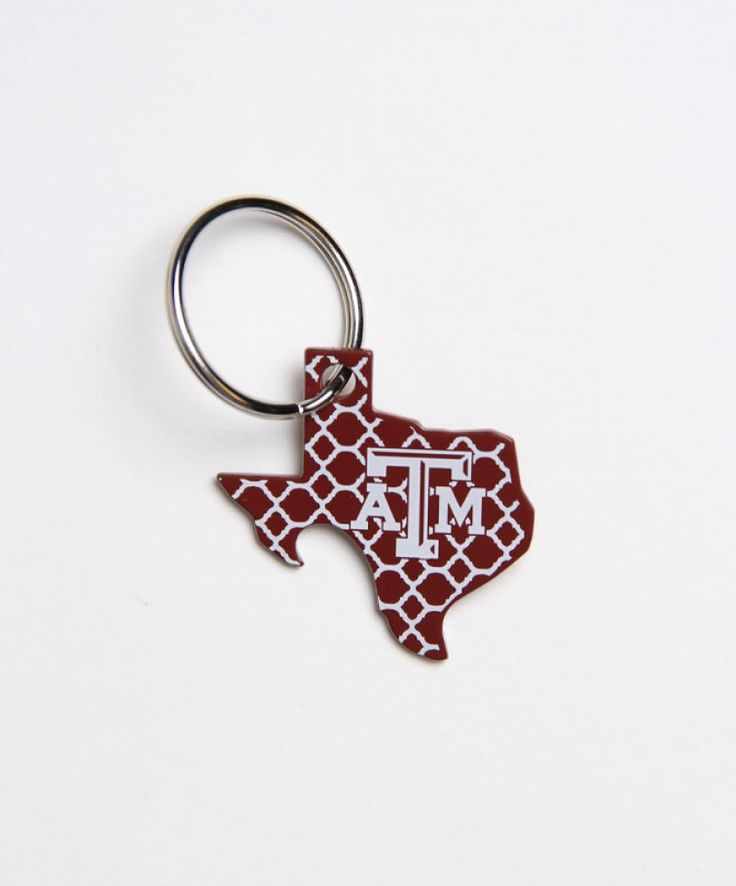 texas a m trellis bottle opener keychain and it 39 s shaped like texas too cute gimmie. Black Bedroom Furniture Sets. Home Design Ideas