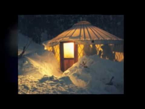 live in a yurt