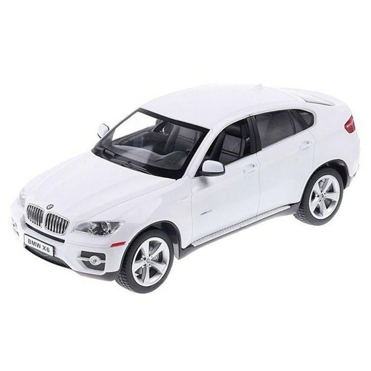 iCess BMW X6 - Zdalnie sterowany samochód, perfekcyjne odwzorowany z BMW X6, który daje niesamowitą przyjemność z jazdy i gwarantuje świetną zabawę małym i dużym dzieciom. Sterowanie odbywa się za pomocą ekranu dotykowego lub poprzez przechylanie całego smartfona, dzięki darmowej aplikacji dostępnej dla urządzeń iOS lub Android.