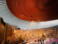 Temppeliaukio Church | Visit Helsinki : City of Helsinki's official website for tourism and travel information