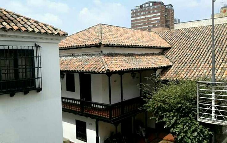 Bogotá - vista museo de Botero