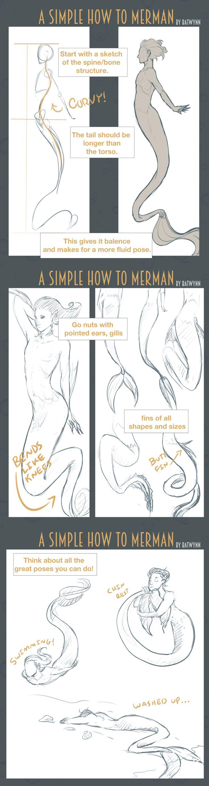 Sirenas y sirenos