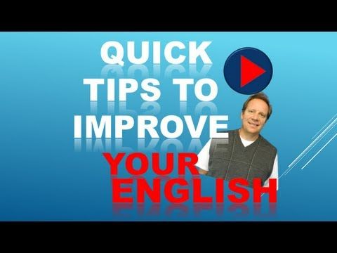 Improve Your English Listening, Vocabulary, Writing and More with My 5 M...