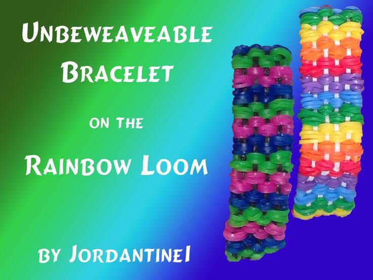 Best 25 crazy loom bracelets ideas on pinterest loom bands new unbeweaveable bracelet rainbow loom crazy loom fun loom wonder fandeluxe Images
