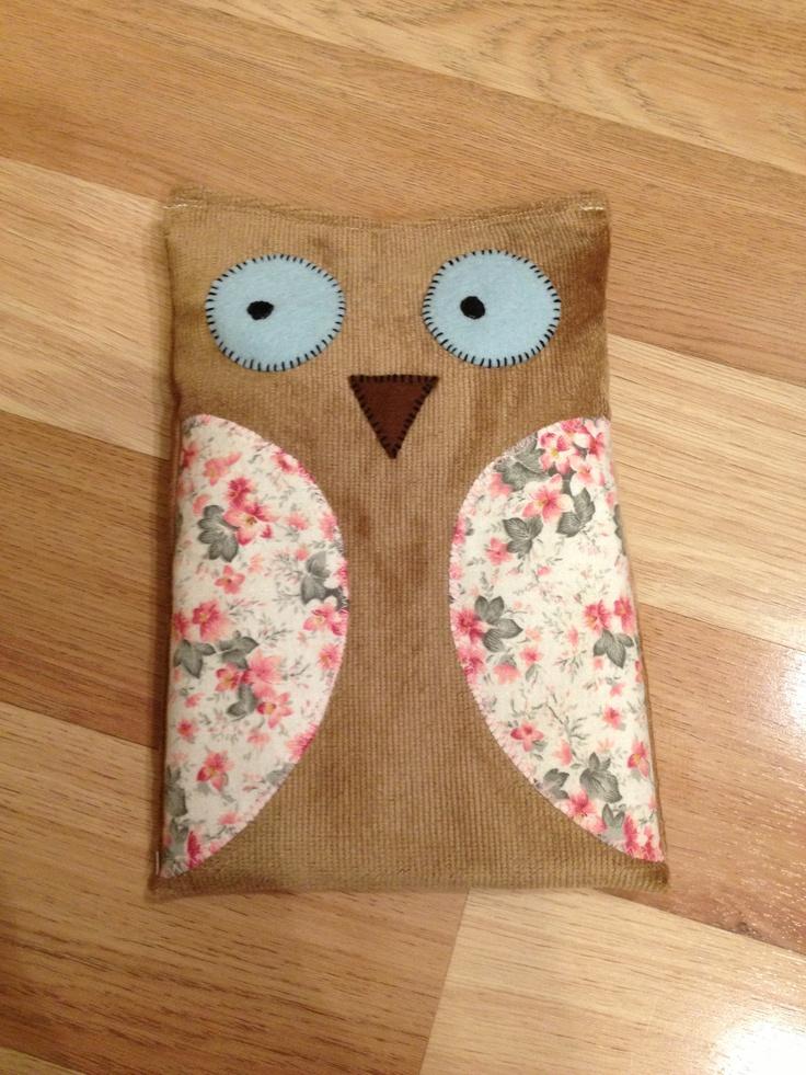 Owl wheat bag | Stuff I'd like to make | Pinterest | More ...