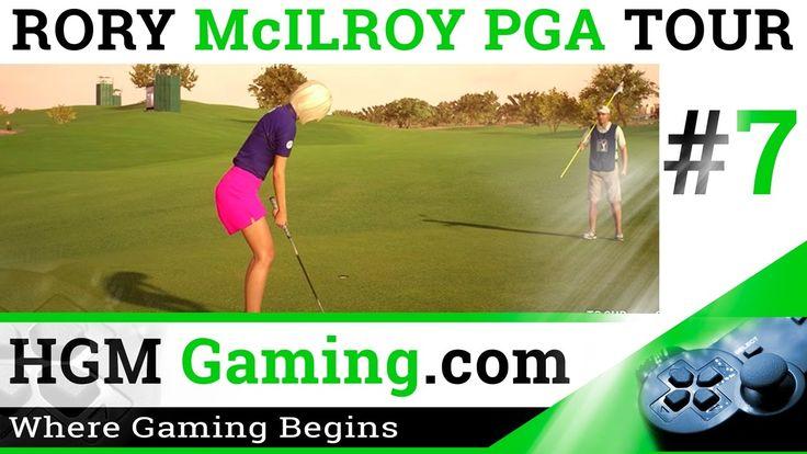 Rory McIlroy PGA Tour Xbox One Gameplay 7 [EA SPORTS PGA TOUR PRESENTS] ...