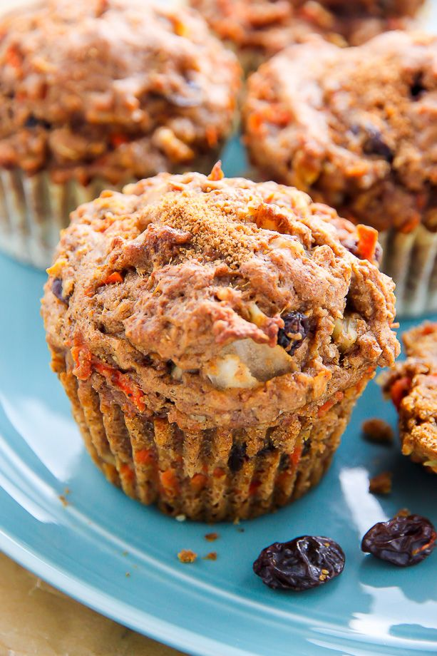 Make your morning glorious with a batch of these hearty, whole grain muffins! A lot of my friends and family are on health kicks right now, keeping me hot on the hunt for healthy, satisfying recipes that are easy to make and freezer friendly. These whole wheat morning glory muffins have quickly become a favorite. …