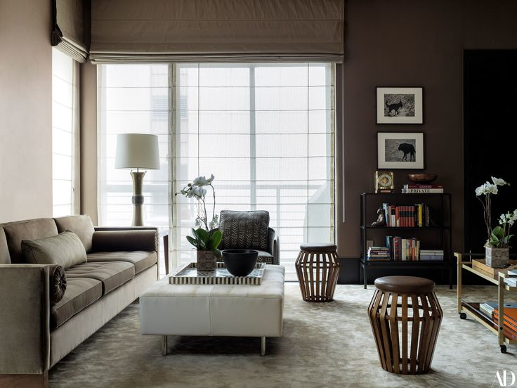 An Urban Penthouse Meets a Modern Salon on San Francisco's Historic Barbary Coast Photos | Architectural Digest