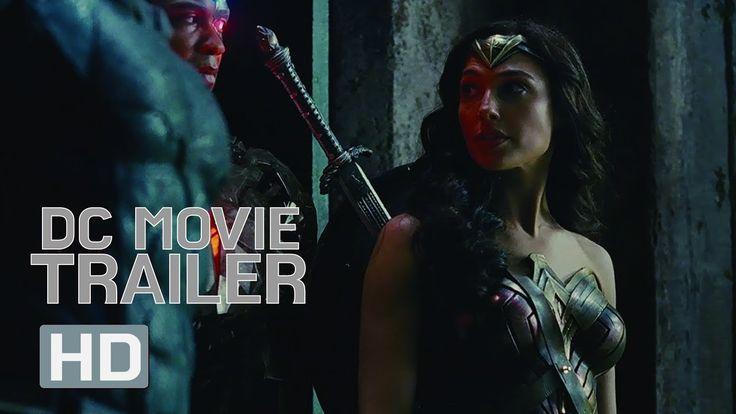 nice  Justice League 저스티스 리그 Trailer #2 (2017) Movie 영화예고편