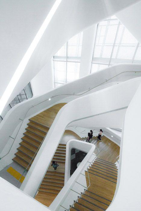 Zaha Hadid - Seoul Design Centre