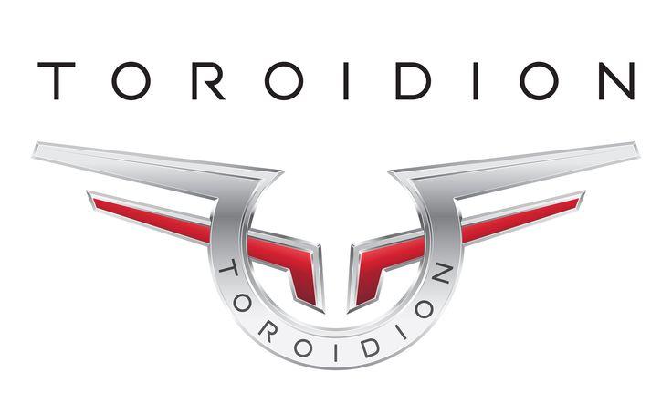 Logo for automotive startup Toroidion - by Pennanen Design