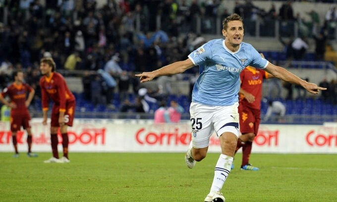 Miro Klose gol!