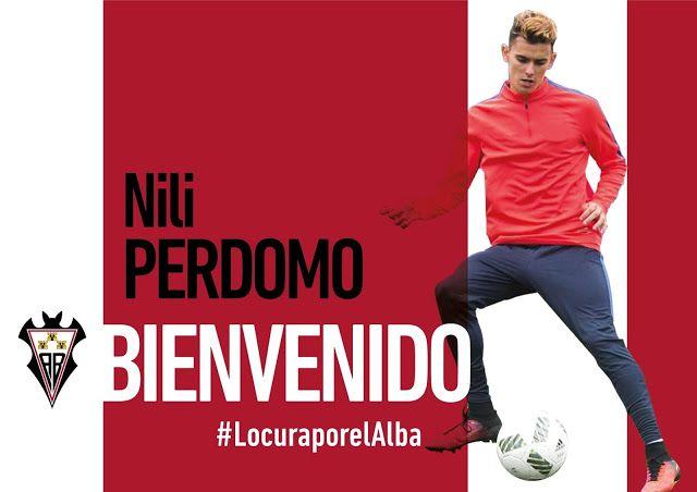 LOS DATOS DE NILI DEL BARÇA AL ALBACETE BALOMPIÉ  Albacete Balompié Fichajes 2017/2018 Fútbol Nili Perdomo