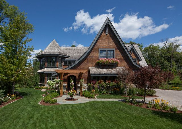 Exterior Home Design Styles with Exterior Cottage Style Homes