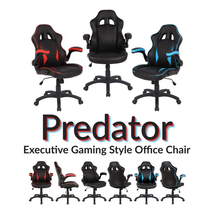 The Predator Gaming Office Chair from 121 Office Furniture