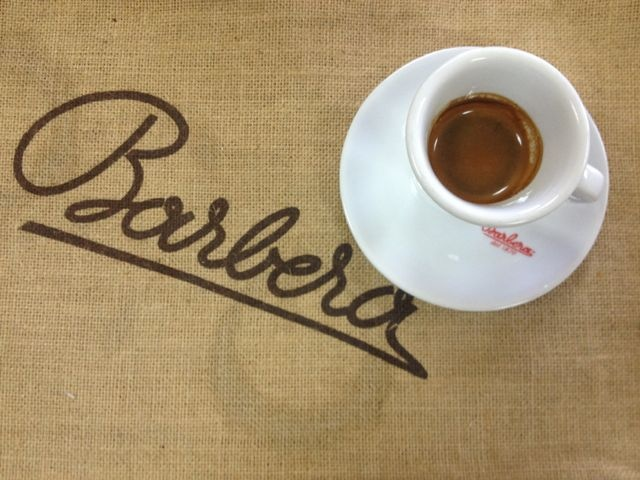 Proud of our Barbera espresso recipe for five generations. Still amazing and renowned in 50 countries today.