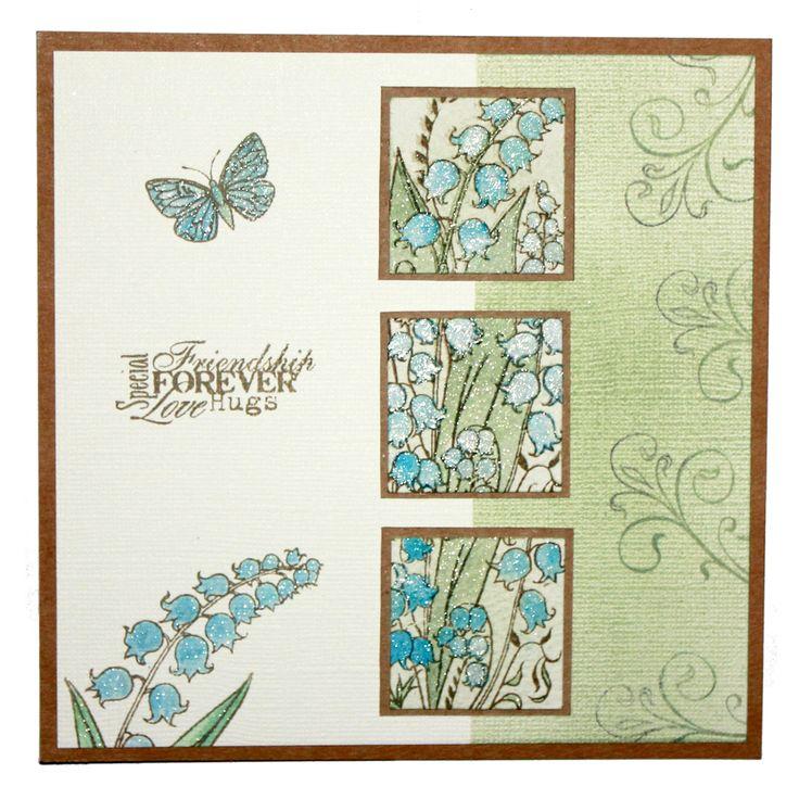 Jenny2   Hobby Art 'Bells' stamp set – Hobby Art stamps