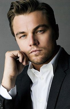 Leonardo DiCaprio His Oscar speech will soon come. Since WHAT'S EATING GILBERT'S GRAPES, I knew he was someone to look up to. His body of work is amazing. Sharing the screen with him would be incredible.