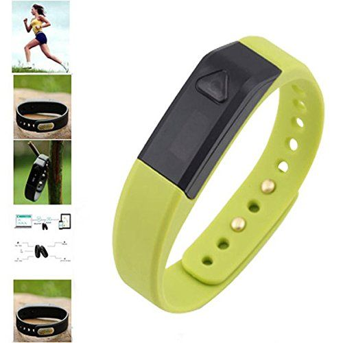 Vidonn X5 IP67 OLED Bluetooth Smart Wrist Band Bracelet Sleep Track. Condition:New. Mobile terminal: Iphone 4/5/5s, ipod touch 5, ipad 3 etc, ios 6.0 above and some android 4.2, Bluetooth 4.0+ smart phones to synchronize data. PC terminal: Windows XP, Vista 7+. Standby time: 160 hours. Due to the difference between different monitors, the picture may not reflect the actual color of the item. Please consider you mind or not before buying.