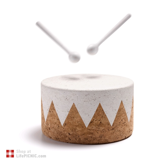 Rufo 1 · Cork Drum by Materia Amorim