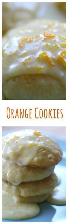 Orange Cookies - The Mama Report | The Mama Report