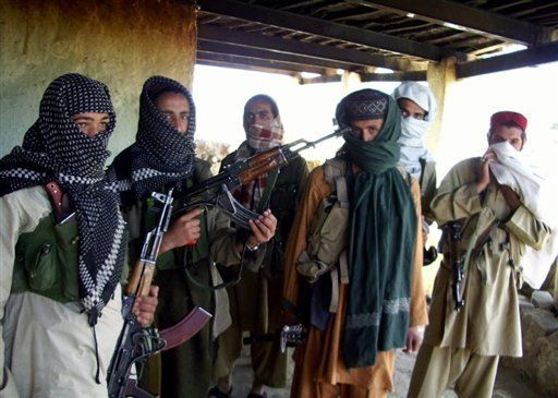 Jihadi Work Accident: Three Taliban Suicide Bombers Killed By Their Own Car Bomb…