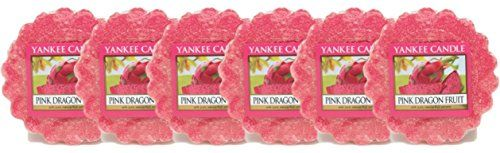 From 7.49 Yankee Candle Pink Dragon Fruit Wax Melts - Pack Of 6