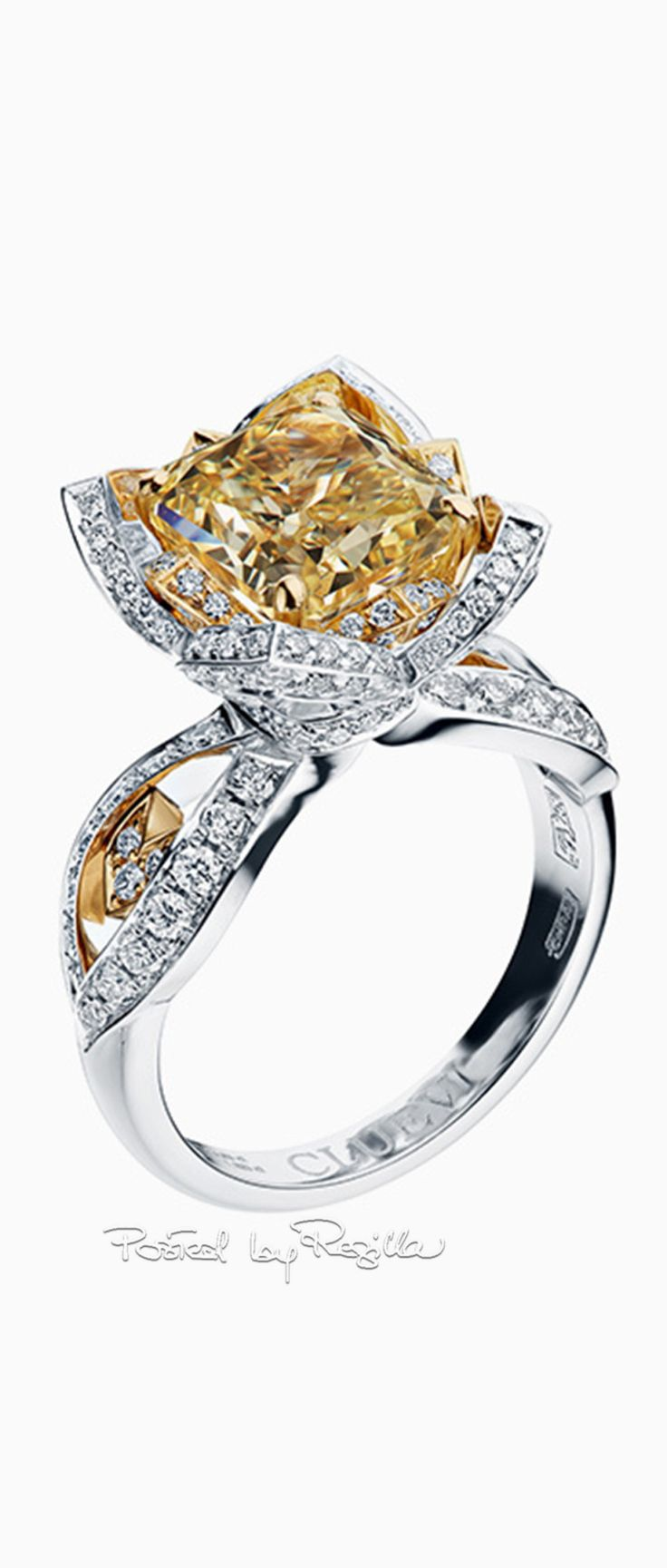 Rosamaria G Frangini | High Yellow Jewellery |