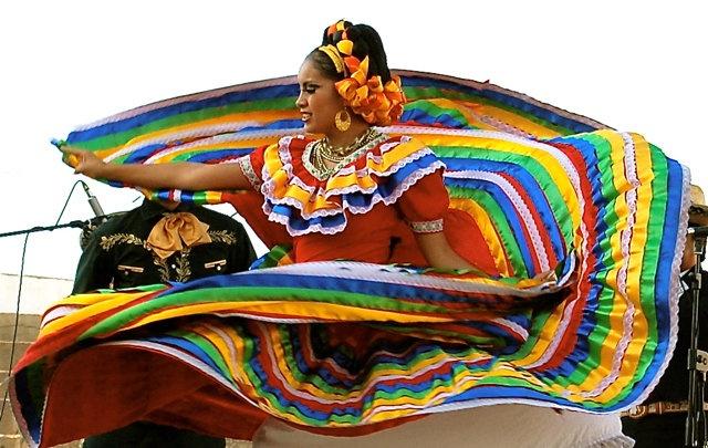 Traje tradicional mexicana