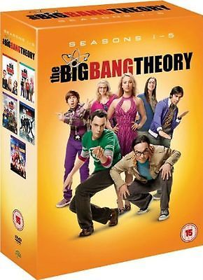 The #complete big bang #theory dvd #collection: season 1-5,  View more on the LINK: http://www.zeppy.io/product/gb/2/291725638889/