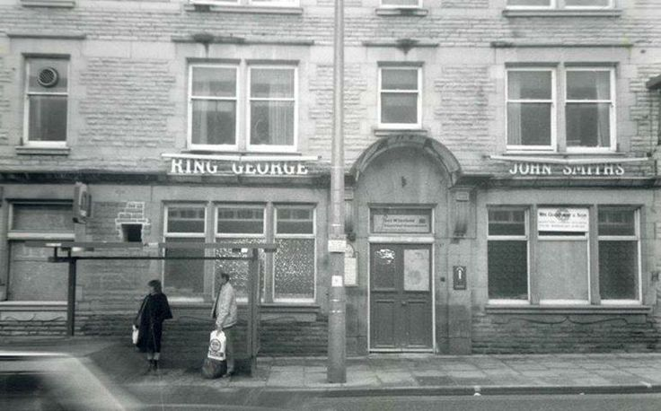 King George, Peel Street, Barnsley