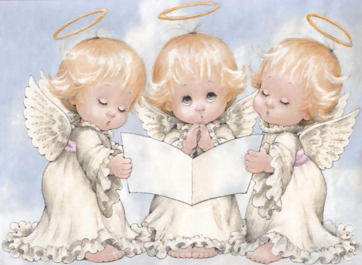 coro de angelitos