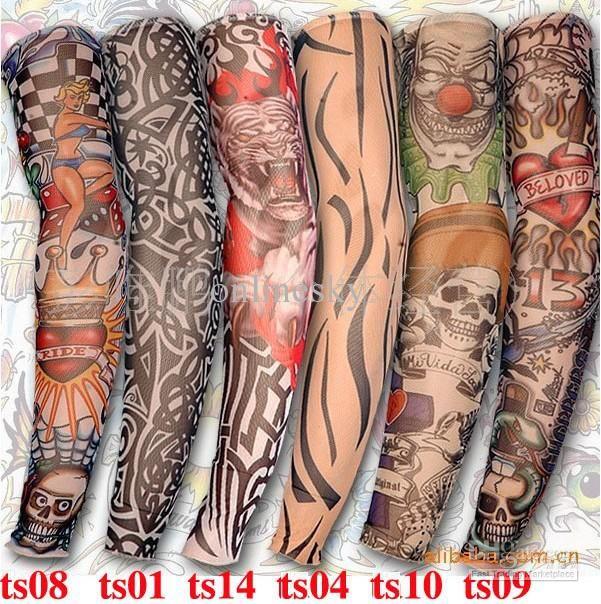 Free shipping, $1.08/Pièce:buy wholesale Manchon de tatouage de tatouage de chaussette tatoo t-shirt unsize pour les bras ou les jambes coloré tatouage, 50pcs/lots-livraison gratuite from DHgate.com,get worldwide delivery and buyer protection service.